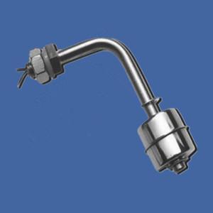 China Niveau magnétique liquide horizontal de flotteur de l'eau de fil à hautes températures de l'acier inoxydable M10 on sale