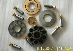 China JMF43 Hydraulic spare parts for Hyundai R60-7 Excavator Travel motor on sale