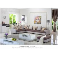 China corner fabric sofa on sale
