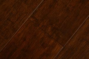 China Rome city  strand woven bamboo flooring on sale