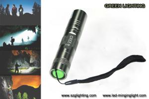 China GL-F020 XML-T6 LED Flashlight Torch 10W 1200 Lumen Rechargeable Dimmable on sale