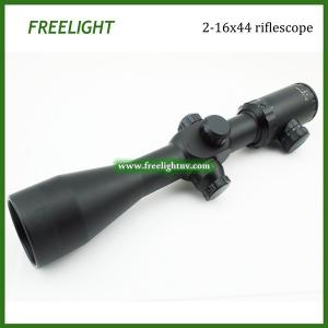 China Freelight Optic 2-16x44 SF Military/ tactical Rifle Scope with Illuminated Mil-Dot Reticle on sale