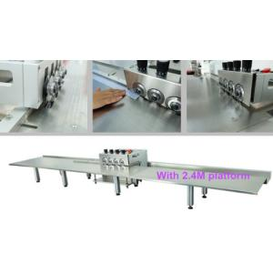 China Long Platform PCB Depaneling Machine / V-cut PCB Electrostatic Separator on sale