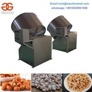 China Commercial Nuts Coating Machine/Pranut Coating Equipment Price/Factory Coating Machineprice on sale