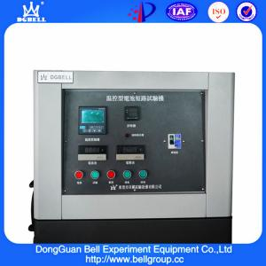 lithium battery elecronic short circuit testing machine be seriesquality lithium battery elecronic short circuit testing machine be series from bell for sale
