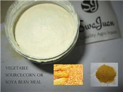 China 100% water soluble yellowish Organic compound amino acid powder foliar fertilizer 80% without Chlorine on sale