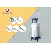 China 3 In 1 System CO2 Fractional Laser Skin Rejuvenation Scar Removal Vaginal Tightening Machine on sale
