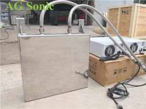 China Powerful Industrial Underwater Cleaning Machine Immersion Ultrasonic Cleaner on sale