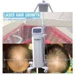 Energy Adjustable Hair Laser Growth Machine With 650nm / 670nm Wavelength Real Laser Diodes