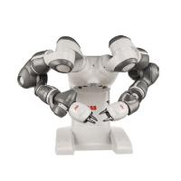 399 * 496 Mm Abb Collaborative Robot Assembly , IRB 14000 YuMi Abb Two Arm Robot