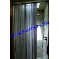 Shower screens, shower curtains, shower dividers.