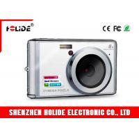 Professional HD Digital Compact Camera Ultra Thin Anti Shake 8X Digital Zoom
