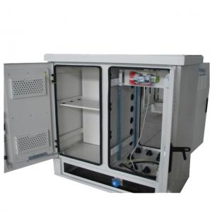 China Telecom Communication Network Equipment Rack Aluminum Enclosure Double Layer on sale