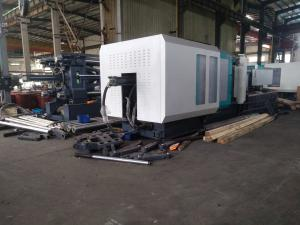 China 80mm Screw Dia Auto Injection Molding Machine 530 Ton For Vegetable / Fruit Crate on sale