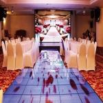 stage rental led displayP3.91 indoor strong quality dance floor led screen
