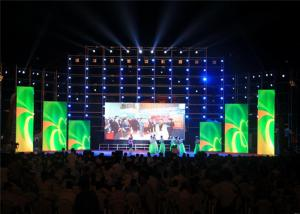 China Die - Casting Alum LED Video Curtain Rental, P5 Indoor LED Screens For Events on sale
