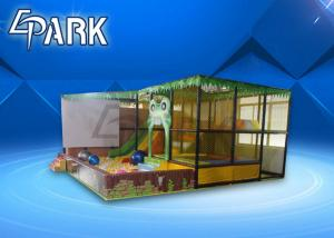 China Childhood Naughty Castle Game Place / Children Indoor Playground on sale