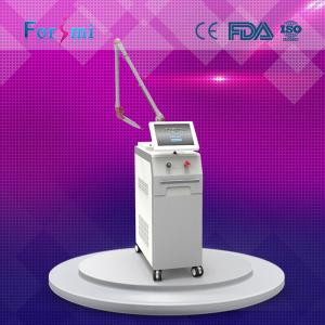 China Water cooled mini q switched nd yag laser tattoo removal machine immediate results on sale
