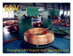4000mt 14.4mm Upward Continuous Casting Machine For Copper 3000mm / Min