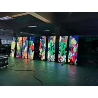 China Floor Standing Digital LED Poster Display P2.5 Ultra Thin HD For Advertising on sale