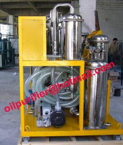 China Multi-function Vacuum Lube Oil Purifier,Used Oil cleaning Degassing Demulsifying hydraulic Oil Purifying filtering Plant on sale