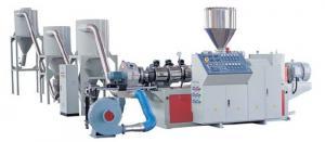 China PVC Pelletizing (Hot-cutting) Production Line on sale