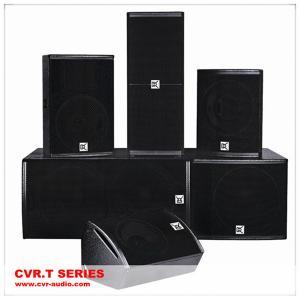 China dual 18-inch subwoofer speaker box+ sub bass speakers china dj equipment + stage dj equipment on sale