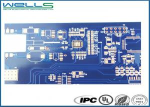 China Medical Control PCB Printed Board Assembly HASL Surface Finishing on sale