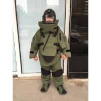 China Counter Terrorism Equipment bomb disposal equipment Good EOD bomb suit factory price on sale