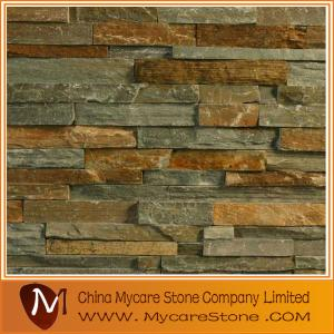 China natural wall black culture slate on sale