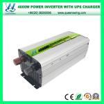 inversor de corriente modificado UPS de la onda sinusoidal 4000W con el cargador (QW-M4000UPS)