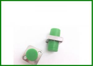 China Standard FC/APC plug Optical fiber Adaptor for Optical Network Wiring on sale