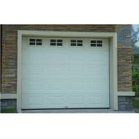 China Rectangle Sectional Garage Door Remote Control , Overhead Garage Door on sale