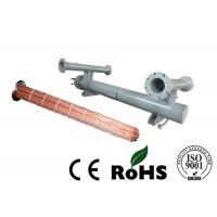 China Aluminum Brass Tube Heat Exchanger Evaporator Internal Thread Tube on sale