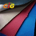 Colorful  Home Textile Fabric 100% Polyester Air Mesh Fabric for much usage.