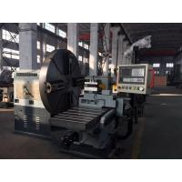 Face Lathe machine used for processing flange or disc workpiece