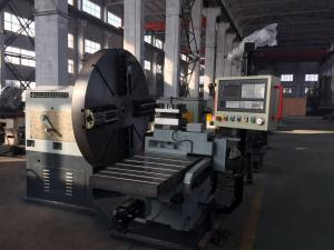 China Face Lathe machine used for processing flange or disc workpiece on sale