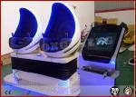 Servo électrique de machine de deux des joueurs 9D de réalité virtuelle jeux de cinéma