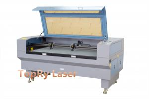 China Plastic Rubber PVC CO2 Laser Cutting Engraving Machine (JM1610T) on sale