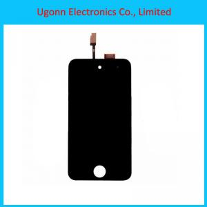 China iPod Touch 4G LCD + Touch Screen Digitizer Replacement-Black on sale