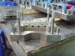 Bending Stamped Sheet Metal Parts?, Custom Die Cut?Elongated Slot Steel Channel