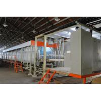 China Fully Automatic Continuous Foam Sheet Bed Mattress Foaming Production Line on sale