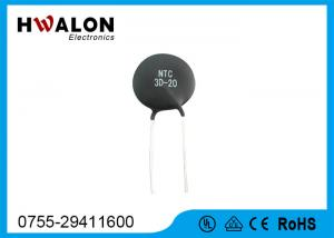 Quality UPS Power / Electronic Circuit NTC Type Thermistor Inrush Current Limiter 10D9 for sale