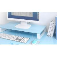 China Small Adjustable Monitor Riser Stand , Computer Monitor Desk Riser on sale