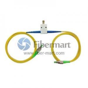 China FC/APC to FC/APC Variable Fiber Optic VOA In-Line Attenuator 0-60dB on sale