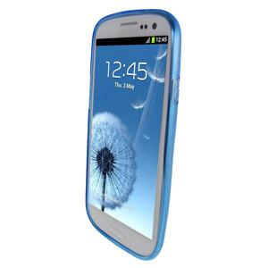 China TPU Cell Phone Protective Cases Mini Dustproof For Samsung Galaxy S3 on sale