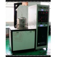 China Experimental Magnetron Sputtering Unit ,  Vertical Portable Small Size Magnetron Sputtering System on sale