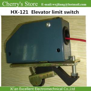 China Type HX-121   elevator door lock car door switch/limit switch  elevator parts,lift parts factory supply on sale