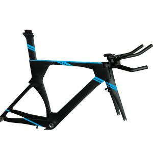 Quality UD Matte  / Gloss Carbon TT Bike Frame Gloss 45cm 49cm 52cm 54cm 56cm for sale