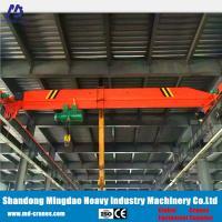 Low Price China Made Single Girder Bridge Crane 5 Ton with 2 Years Warranty
